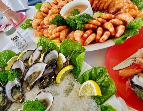 Seafood Cruises