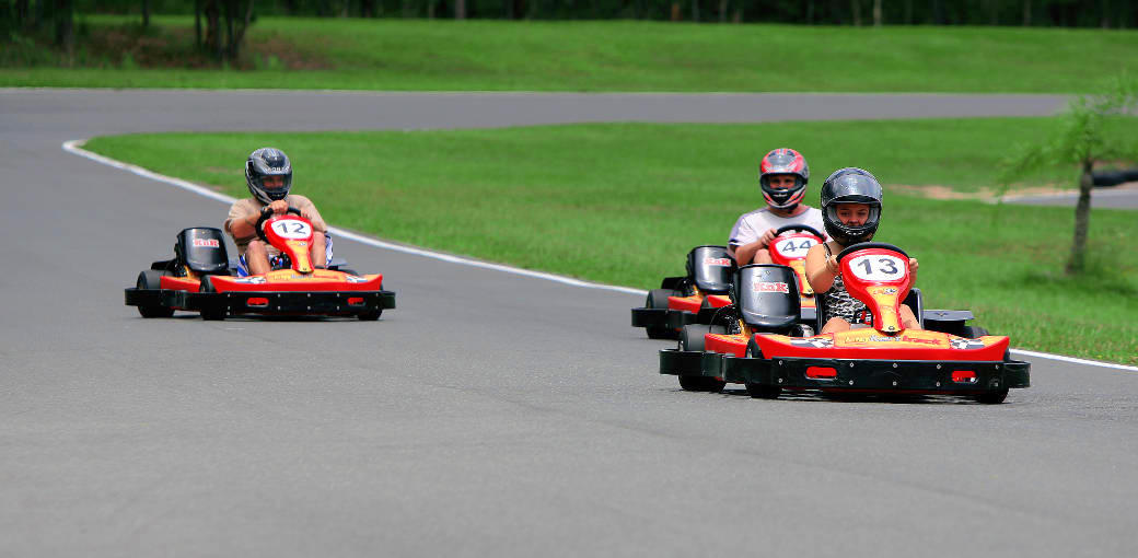 Big Kart Track Racing